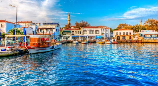 Kuzey Ege'nin tatil cennetleri: Gökçeada ve Bozcaada