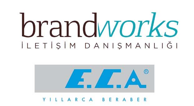 E.C.A. Brandworks İletişim ile el sıkıştı