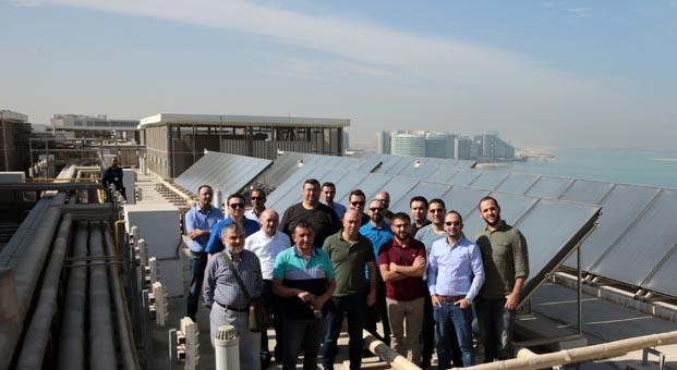 Buderus toptancı bayi toplantısını Dubai'de gerçekleştirdi
