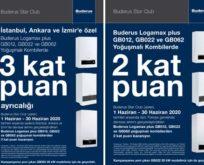 Buderus Star Club'ın Kat Kat Puan Kampanyası 31 Temmuz'a kadar devam ediyor