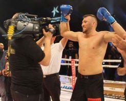 Buğra Tugay Erdoğan: Amacım Muay Thai ve Kick Boks'ta dünya şampiyonu olmak
