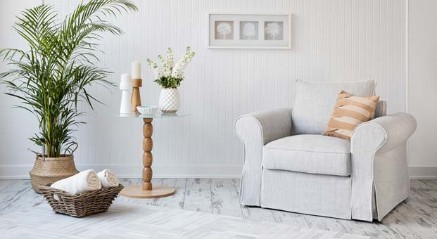 Coastal stilini evinize taşıyan koltuk ve kanepeler Buka Sofa'da