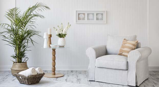 Tatil evleri yaz dekorasyonuna uygun mu?