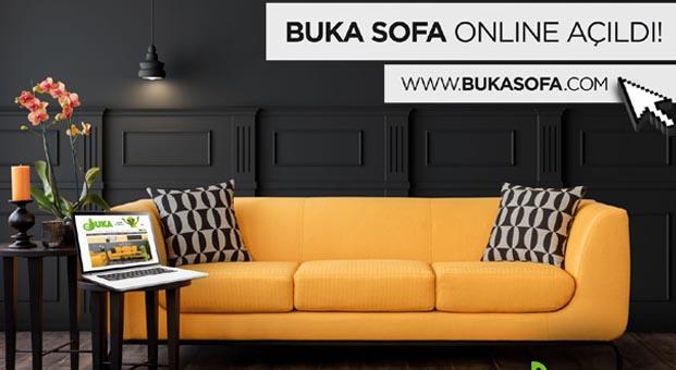 Buka Sofa, hizmet ağını genişletiyor