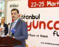 İstanbul Oyuncak Fuarı'nda oyuncak dolu 'Hayal Tırı' yola çıktı