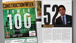 AE Arma-ElektroPanç'ın CEO'su Burak Ç. Kızılhan Körfez'in en etkili 100 ismi arasında