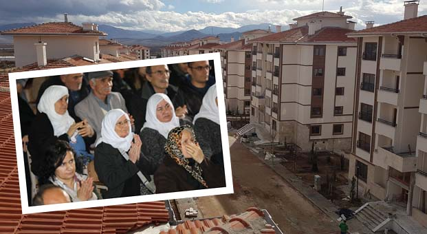 Burdur Karamanlı'da kura sevinci