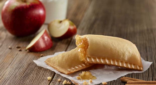 Burger King'den tatlı bir sürpriz: Elmalı Tatlı