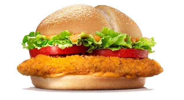 Burger King® 'den Gurme Tavuk lezzetler