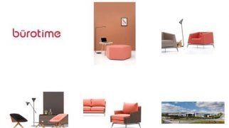 Yılın rengi 'Canlı Mercan' ve Bürotime'dan gelecek nesil ofis trendleri