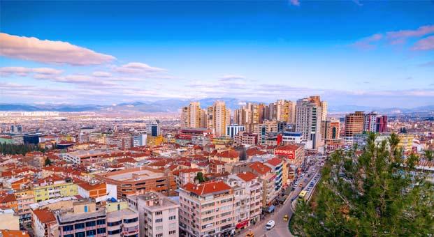 1. çeyrekte Bursa'da kira endeksi geçen çeyreğe göre 1.12 puan arttı