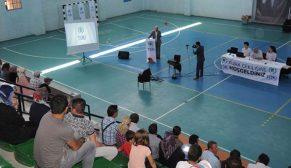Bursa Keles'te 71 konutun hak sahipleri kurayla belirlendi