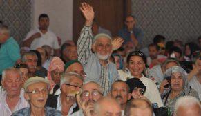 Bursa Nilüfer'de 1.179 emekli konutunun hak sahipleri belirlendi