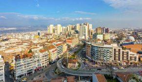 Emlakta en hızlı kazandıran şehir Bursa