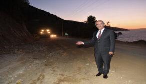 Bursa Karacabey Kurşunlu'ya sorunsuz ulaşım