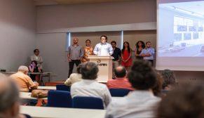 AKDO'nun Düzenlediği Biyofilik Mermer Bahçe ve Pavilyonu Sergisi Açıldı