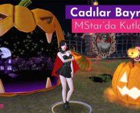 MStar, Cadılar Bayramı'na davet ediyor