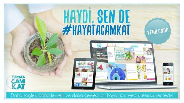 Şişecam Cam Ambalaj 'Hayata Cam Kat'maya devam ediyor
