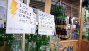 """Avrupa'nın """"Çevresel ve Sosyal İnovasyon"""" Gümüş Ödülü Şişecam'ın oldu"""
