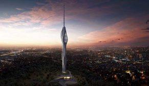 Küçük Çamlıca TV – Radyo Kulesi bu sene bitirilecek