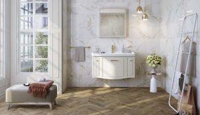 Dünyaca ünlü İtalyan mermerinin doğal dokusu 'Calacatta' serisi ile evinizde