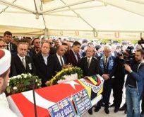 Fenerbahçe'nin efsane ismi Can Bartu'ya veda