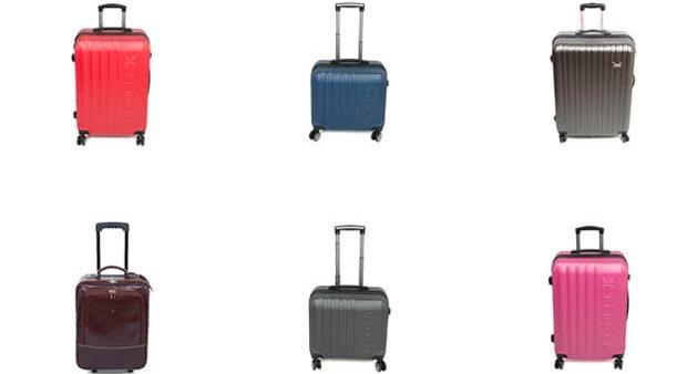 Seyahatlerin dostu bavullar Tergan'da