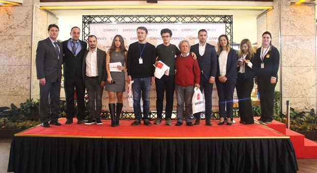 Bu yıl 5.'si gerçekleşen Capacity Geleneksel Satranç Turnuvası sonuçlandı