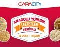 Türkiye'nin Yöresel Lezzetleri Capacity AVM'de!