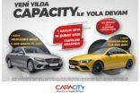 Capacity'nin yeni yıl hediyesiyle yola devam