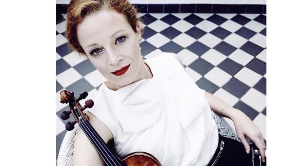 Ödüllü kemancı Carolin Widmann'dan 18. yüzyıl Viyana'sına uzanan klasik müzik akşamı
