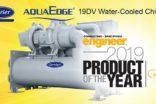Carrier AquaEdge 19DV ABD'de Yılın Ürünü seçildi