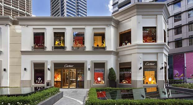 Cartier, EMAAR Square'de açılıyor