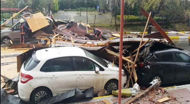 Felaket çatılar için kırmızı alarm verdi