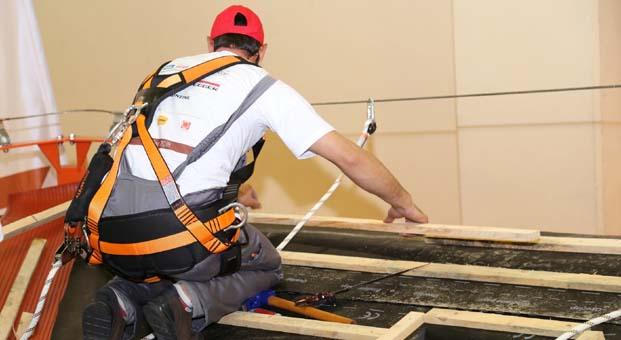 Düz ve eğimli çatı kaplamaları sektör büyüklüğü 166 milyon metrekareye ulaştı