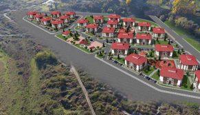 Zonguldak Çaycuma'ya yöresel mimaride 380 konut