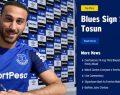 Cenk Tosun imzaladı işte Everton formalı Cenk
