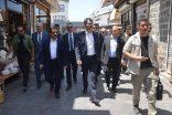 """Murat Kurum: """" Projelerimizin Tamamını Hızlı Bir Şekilde Hayata Geçireceğiz"""""""