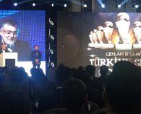 'Ceylan İnşaat Türkiye Spor Ödülleri' sahiplerini buldu