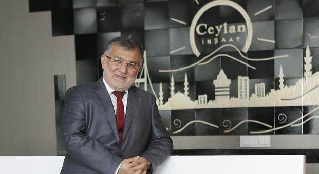 Türkiye'nin inşaat alanındaki altın markası: Ceylan İnşaat