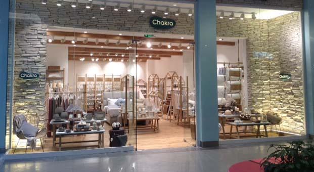 Chakra Life Style 5. mağazasını Antalya Agora AVM'de açtı