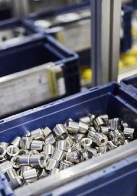 CHEP'in plastik kasaları ile etkin bir tedarik zinciri mümkün