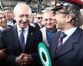 CHP lideri Kılıçdaroğlu Kitap Günleri'ni ziyaret etti