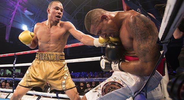 Chris Eubank Jr, Renold Quinlan boks maçını kim kazandı?