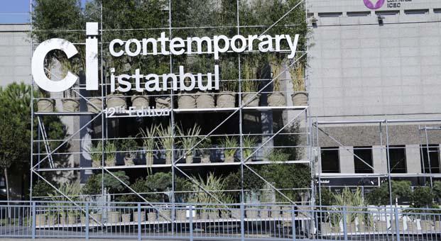 Contemporary Istanbul 12. edisyonu sona erdi