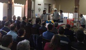 ÇEİS, çimento sektörünün iş sağlığı ve güvenliği yatırımlarını Edirne'de anlattı: Hedef sıfır iş kazası