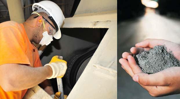Çimento sektörü iş sağlığı ve güvenliğini yarışarak öğreniyor