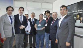 4 bin çimento sektörü çalışanı yarıştışampiyon Limak Balıkesir fabrikası oldu