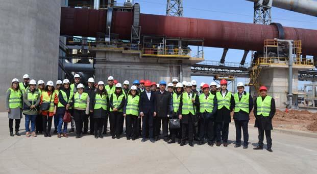 Çimento üretimi bilgilendirme toplantısı Ankara'da düzenlendi
