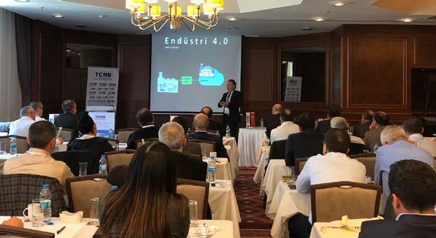 Çimento sektörü temsilcileri dijital dönüşüm için Ankara'da toplandı